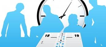 Agenda de atividades da APESP
