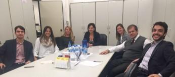 APESP visita a Consultoria Jurídica da Fazenda