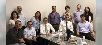 Diretoria da APESP visita Regional de São Carlos