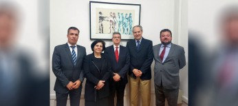 CONCURSO DE INGRESSO: Diretoria da APESP se reúne com Secretário do Planejamento