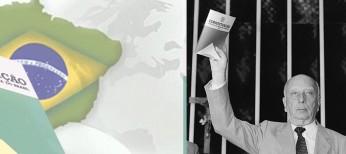 """Ulysses Guimarães – o """"Senhor Diretas"""":  100 anos de inspiração democrática!"""